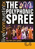 Live from Austin Texas [DVD] [Import] 画像