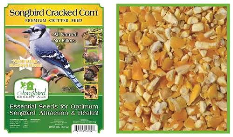 Songbird Crackedコーン、20 lb