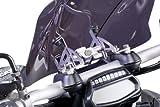 Puig 5655F NEW GENERATION 【DARK SMOKE】 DUCATI DIAVEL(11-13) プーチ スクリーン カウル オートバイ バイク パーツ
