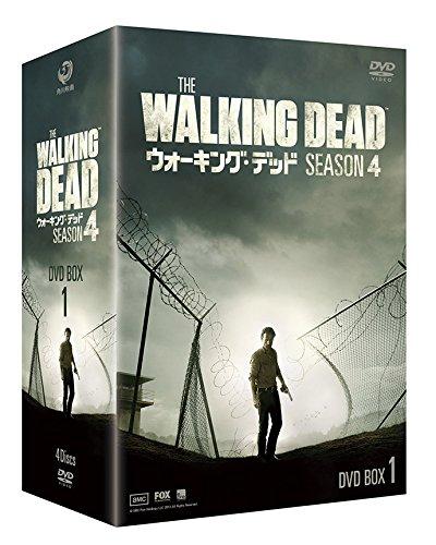 ウォーキング・デッド4 DVD-BOX -1の詳細を見る