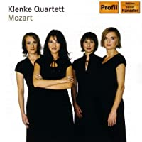 String Quartet a Maj / String Quartet C Maj by W.A. Mozart (2013-05-03)