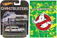 Ghostbusters 1 & 2 Double Feature DVD with Hot Wheels Ghostbusters Ecto-1 Die-Cast Car [並行輸入品]