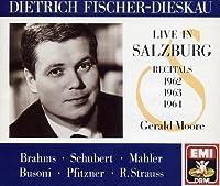 Salzburg Recitals