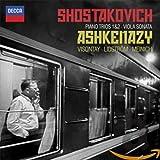 Shostakovich Piano Trios Nos. 1 2 Viola Sonata
