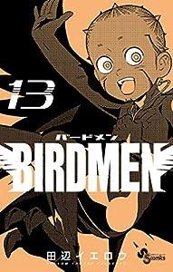 BIRDMEN 13巻 表紙画像