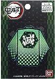 パイオニア 鬼滅の刃 竈門 炭治郎 羽織 ワッペン BAN800-BAN01 グリーン
