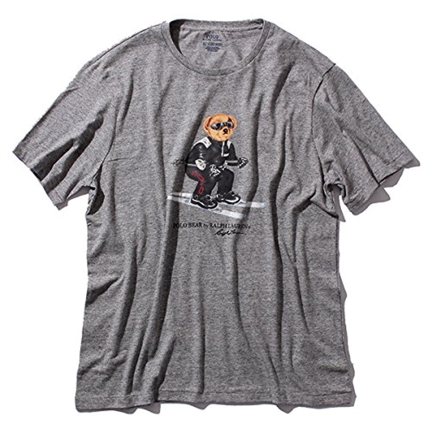 バット樹皮フェローシップPOLO RALPH LAUREN(ポロ ラルフローレン) 半袖デザインTシャツ 710674429002 大きいサイズ メンズ[並行輸入品]