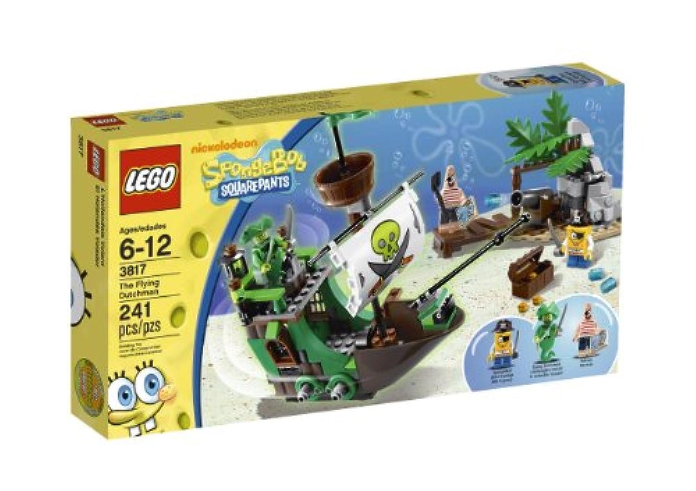 レゴ スポンジボブ LEGO 3817 The Flying Dutchman