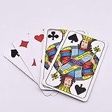 【手品 マジック】大型カード ジョーカー キングトランプ 王は姿を消した 近景舞台用マジック道具 手品道具
