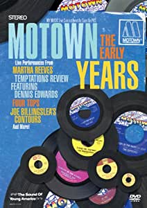 Motown: The Early Years [DVD] [Import]