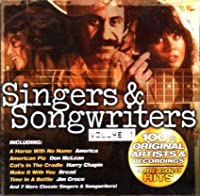 Singers and Songwriter: Vol. 1 1977-1980【CD】 [並行輸入品]