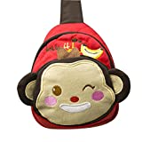 Zhhlaixing Hot Sale Colorful 子供たち Chest Bags Travel With Cartoon Shoulder Bags for children