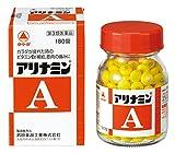 武田薬品工業 アリナミンA 180錠