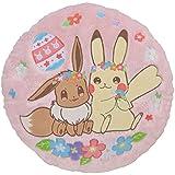 ポケモンセンターオリジナル クッション Pikachu&Eievui's Easter