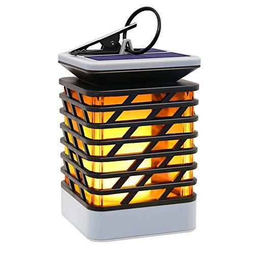 75ledガーデンライト ソーラーライト 暖色 IP55防水...