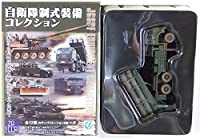 【5単色】 ザッカPAP 1/144 自衛隊制式装備コレクション 88式地対艦誘導弾 野戦特科装備 (単色) 単品