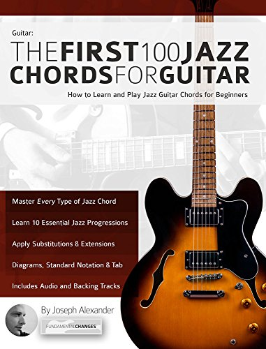 amazon co jp guitar the first 100 jazz chords for guitar how to