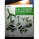 [VIBE Essential]VIBE Essential 6in1 Solar Kit Educational Robotics [並行輸入品]