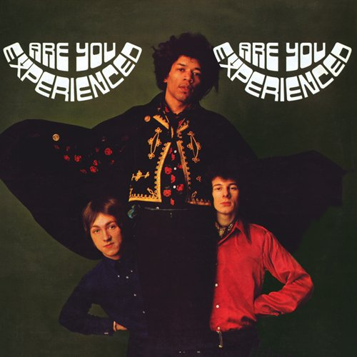 The Jimi Hendrix Experience Are You Experienced SICP ~7