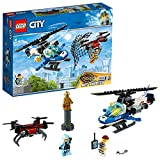 レゴ(LEGO) シティ ポリスヘリコプターのドローンチェイス 60207