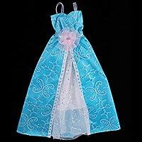 D DOLITY 1/3 BJDバービー ブライスドールのため ドレス レーススカート ワンピース 人形服 全5色 - #4