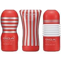 テンガ TENGA スタンダード カップ 3種セット ディープスロート チューブ ローリングヘッド