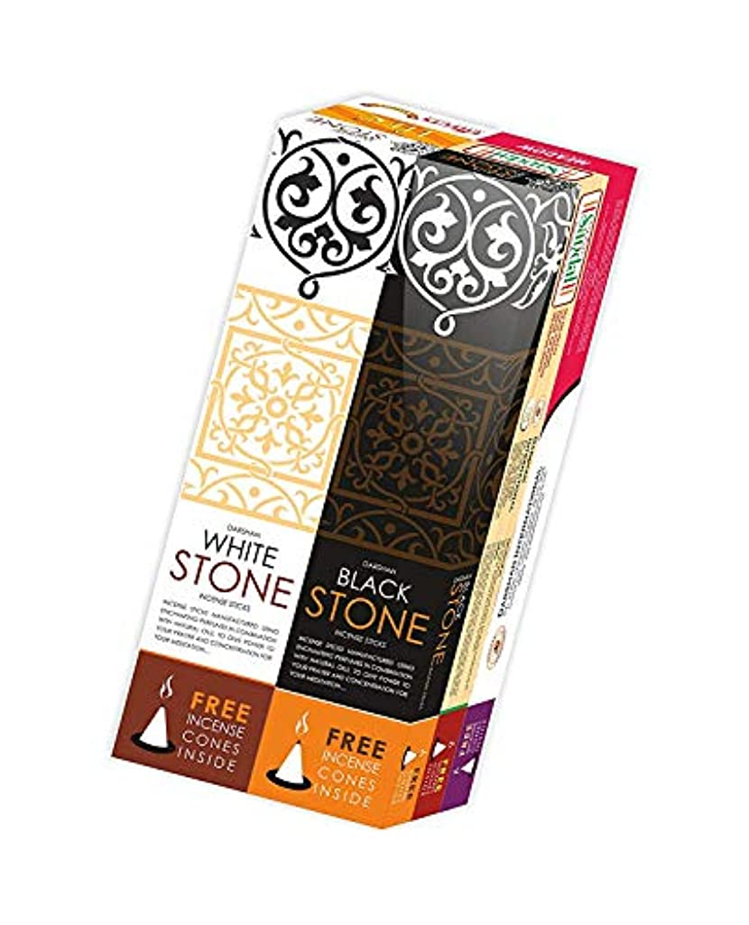 破産ストリップつづりDarshan Incense Assorted Incenses - 450 Sticks