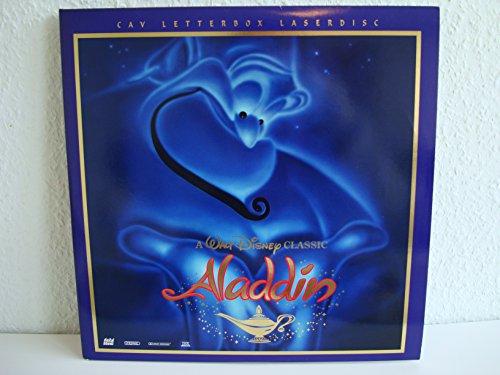 Aladdin [LaserDisc]