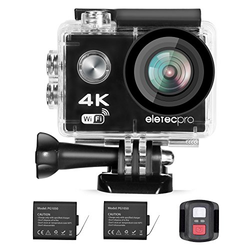 アクションカメラ 4K WiFi