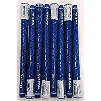 8ゴルフプライドツアーラップ2 G標準ブルー&ホワイトグリップ – 18046