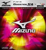 MIZUNO(ミズノ) 卓球ラバー BOOSTER SA 18RT71209 09:ブラック 2.0mm