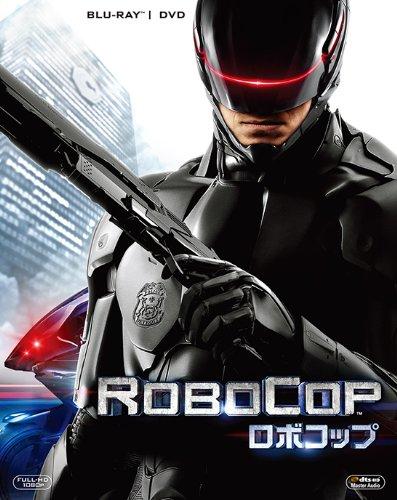ロボコップ 2枚組ブルーレイ&DVD (初回生産限定) [Blu-ray] -