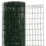 簡単金網フェンス・改良型 1500用ネット 【高さ:1.5m・長さ:20m・防錆処理+PVC加工】