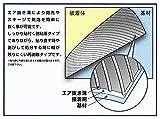 お手洗 トイレ 高耐候性ステッカー 150X150mm
