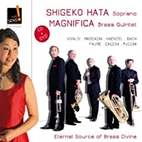 Eternal Source of Brass Divine by Shikego Hata (2011-09-13)