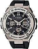 [カシオ]CASIO 腕時計 G-SHOCK G-STEEL 世界6局対応電波ソーラー GST-W110-1AJF メンズ