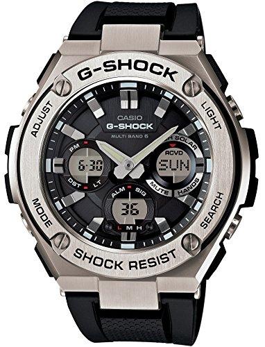 CASIO G-SHOCK G-STEEL GST-W110-1AJF