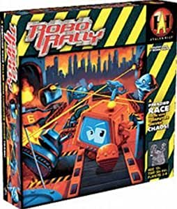 ロボラリー ROBO RALLY ボードゲーム <並行輸入品>