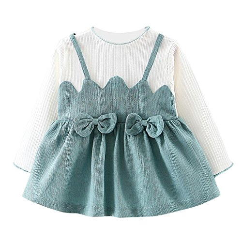人気 3色 かわいい 蝶結び ワンピース/ドレス/スカート ...