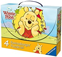 Ravensburger Winnie the Pooh Puzzle Case by Ravensburger
