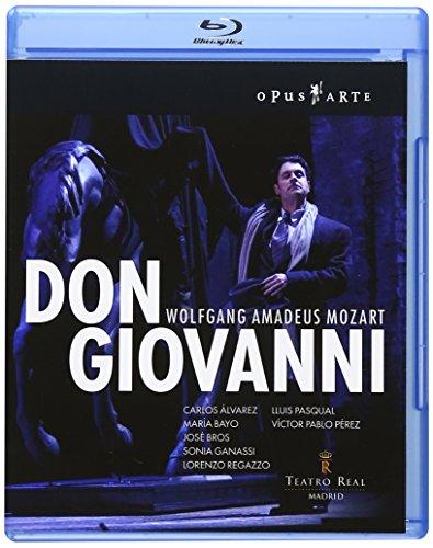 モーツァルト 歌劇 ドン・ジョヴァンニ マドリッド王立劇場2005 [Blu-ray] [Import]