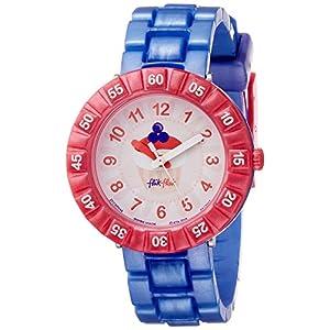 [フリック フラック]FLIK FLAK キッズ腕時計 PURPELITA ZFCSP044 ガールズ 【正規輸入品】