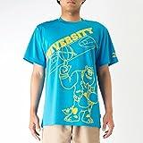 MIZUNO(ミズノ)プラクティスシャツ バスケットボールTシャツ ディズニー サリー W2MA7003 23ターコイズ 160