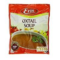 Erin Irish Oxtail Soup - 57g (Pack of 2) - エリンアイルランドのオックステールスープ - 57グラム x2 [並行輸入品]
