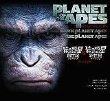 猿の惑星:創世記&新世紀 アートブック (ShoPro Books)