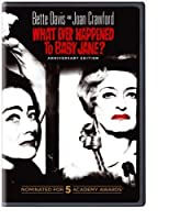 What Ever Happened to Baby Jane (Anniversary Edition) by Bette Davis [並行輸入品]