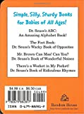 Dr. Seuss's ABC: An Amazing Alphabet Book! (Bright & Early Board Books(TM)) 画像