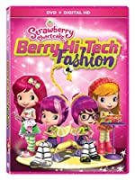 Strawberry Shortcake: Berry Hi-Tech Fashion / [DVD] [Import]