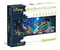 Clementoni Disney Sweet Night Panorama Puzzle (1000 Piece) by Clementoni