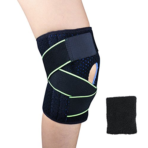 Philonext 膝サポーター 膝 痛み 固定 関節靭帯保護 怪我防止用 ひざ...